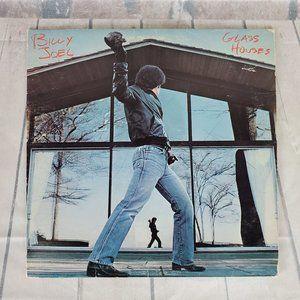 Billy Joel 1980 Vinyl Album Glass Houses
